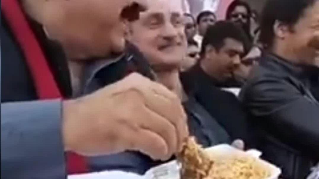 Sheikh Rasheed Funny Video With Biryani | Sach TV Pakistan