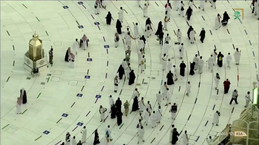 Makkah Eid al Adha Prayer & Khutbah - Sheikh Baleela - 20 July 2021