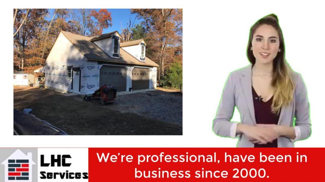 LHC Services    Garage Builder Richmond VA    Garage builder and home addition contractor in richmon