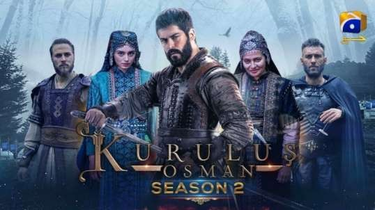 Kurulus Osman Urdu Dubbed - Season 02 - Episode 49 Har Pal Geo