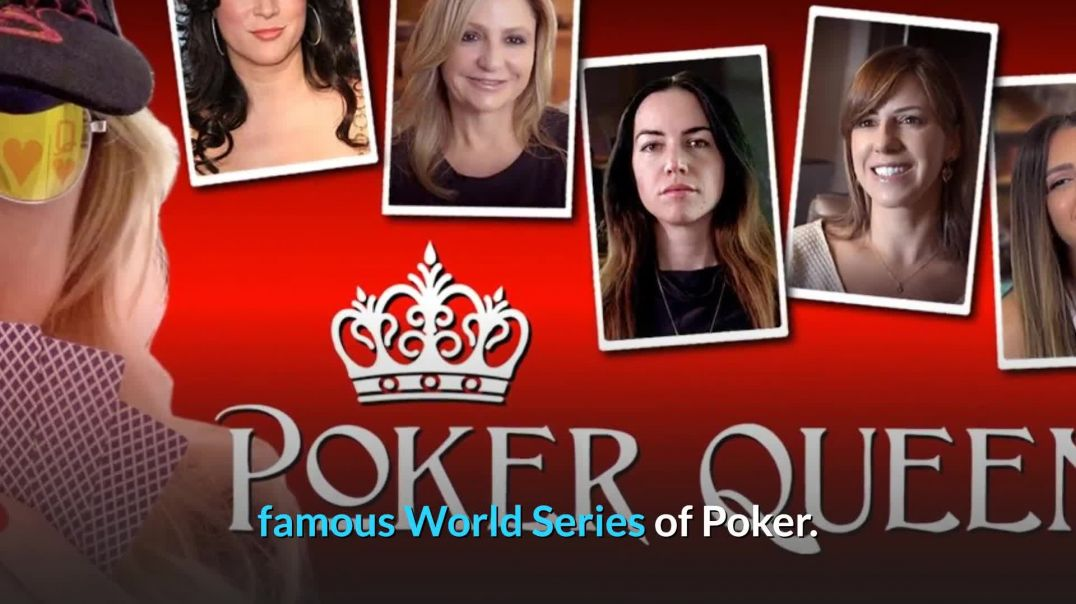 Best Rated Movie About the WSOP: POKER QUEENS on A-m-a-z-o-n Prime