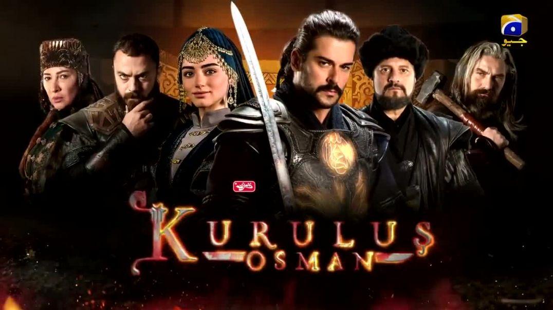 Kurulus Osman Season 1 Episode 56 Urdu Dubbed By Geo TV