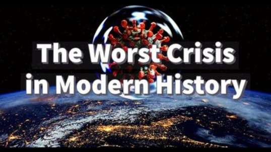 "The 2021 Worldwide Corona Crisis. ""The Worst Crisis in Modern History"" - Prof. Michel Chossudovsky"