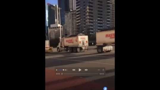 Truckers Protest in Australia - Part 2 (2021.07.17)