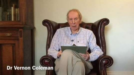 Your Government is a Terrorist Organisation - Dr. Vernon Coleman
