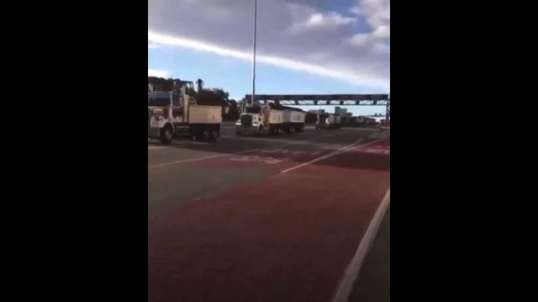 Truckers Protest in Australia - Part 3 (2021.07.17)